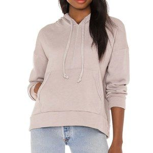 NWT Free People Movement Gray Work It Out Hoodie